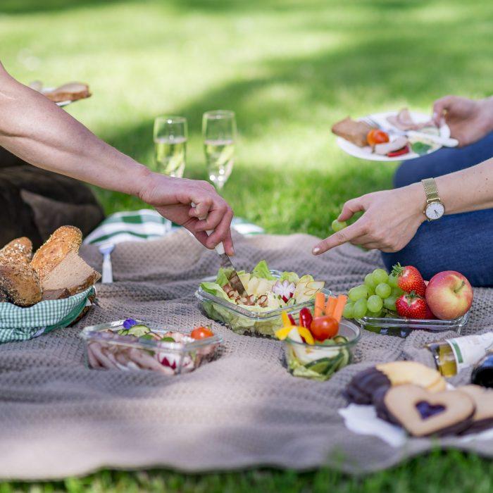 Picknickkörbe